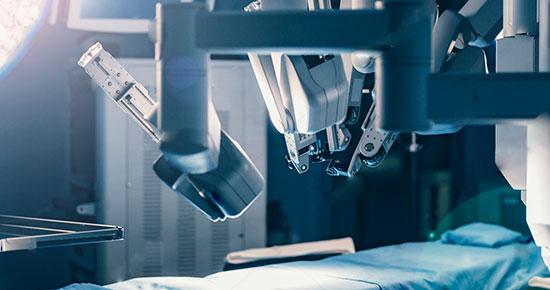 Cirurgia Robótica da Próstata